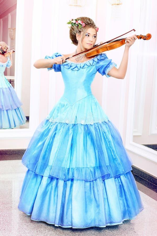 Violino immagini stock libere da diritti