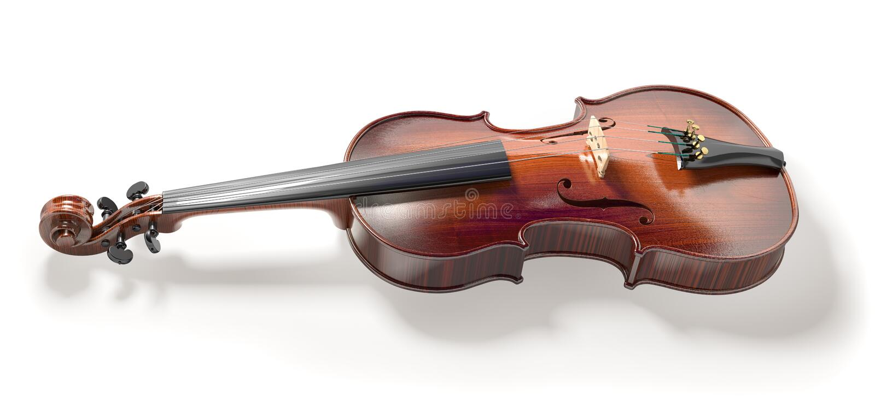 Violino royalty illustrazione gratis