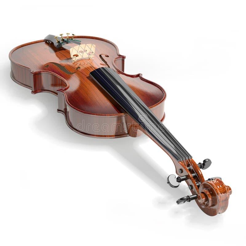 violon illustration de vecteur
