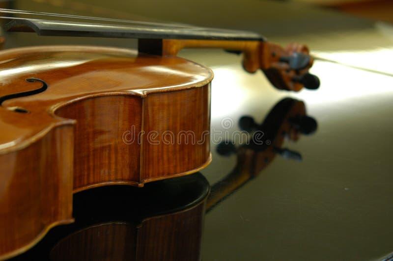 Violoncel stock afbeelding