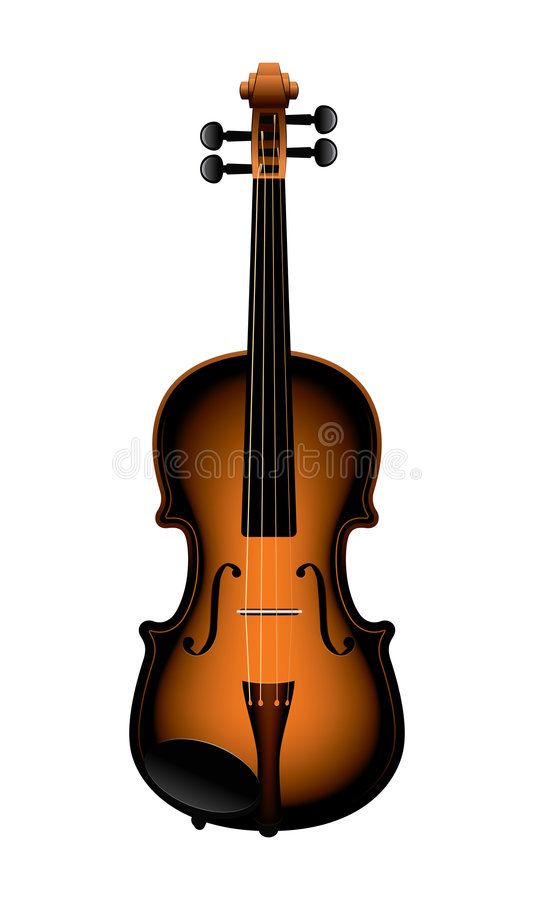 violoncell isolerad white royaltyfri illustrationer