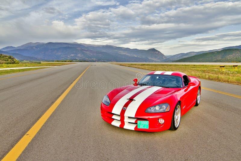 Vipère de Dodge photo stock