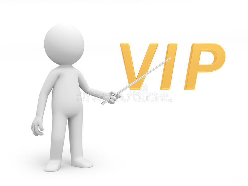 VIP royalty illustrazione gratis