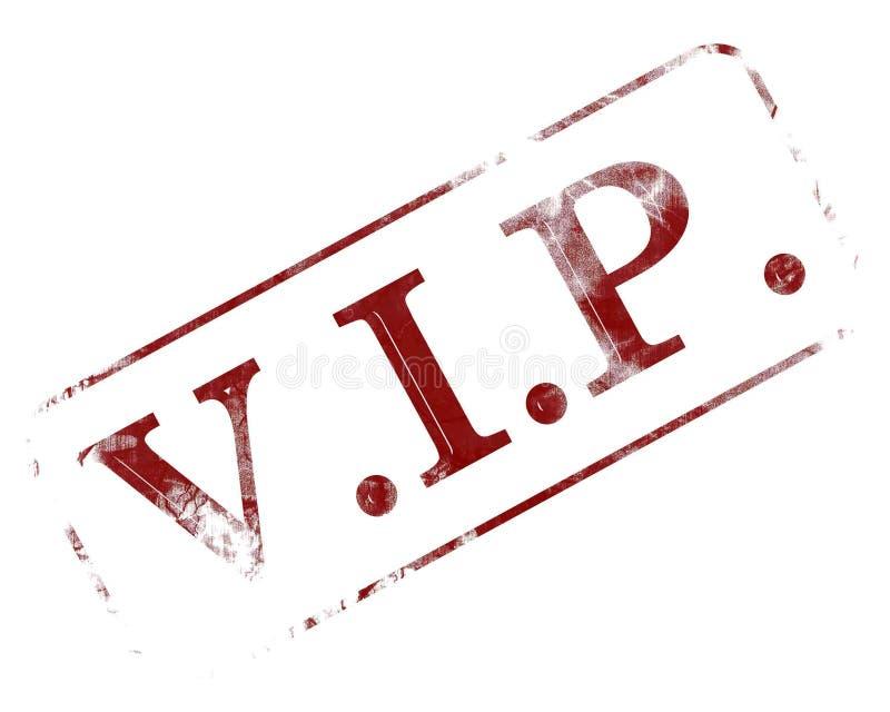 VIP ελεύθερη απεικόνιση δικαιώματος