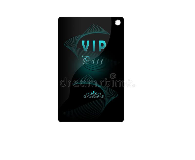 Vip Card Stock Photos