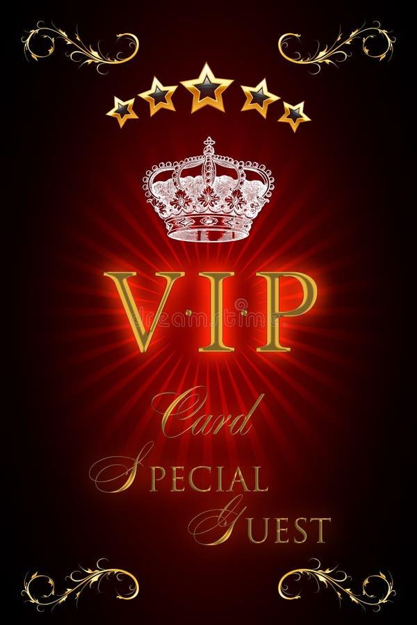 Free VIP Card Royalty Free Stock Photos - 23006298