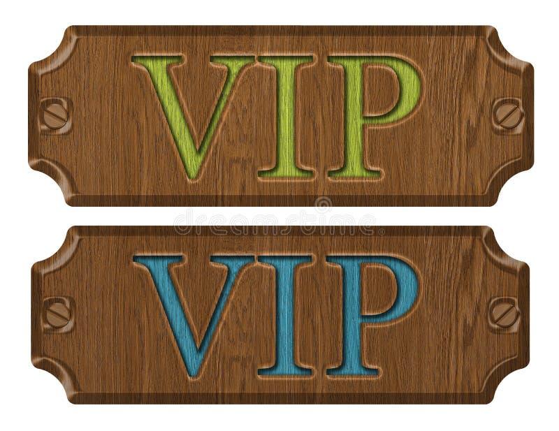 VIP etykietka zdjęcie stock