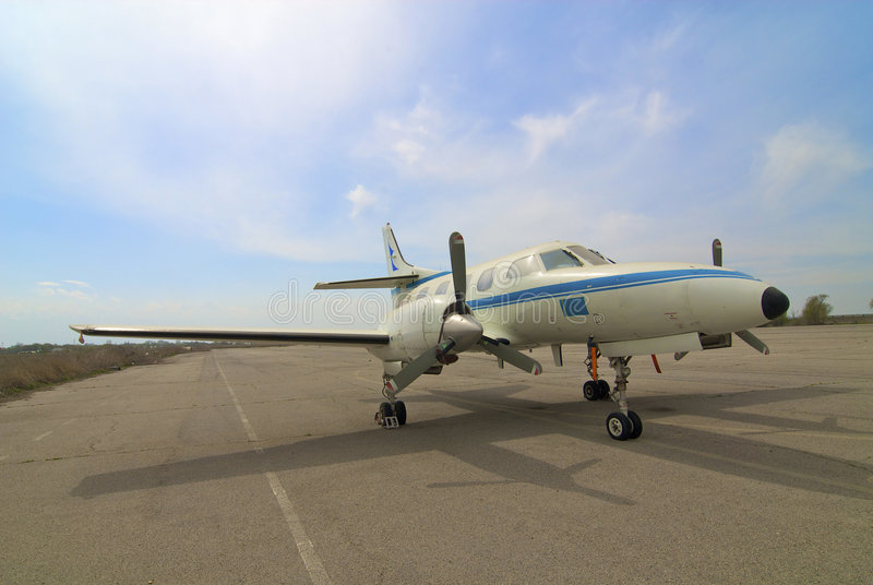 Vip-Flugzeuge lizenzfreie stockfotografie