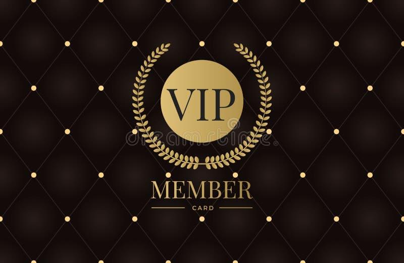 Vip golden luxury background, vector design illustration vector illustration
