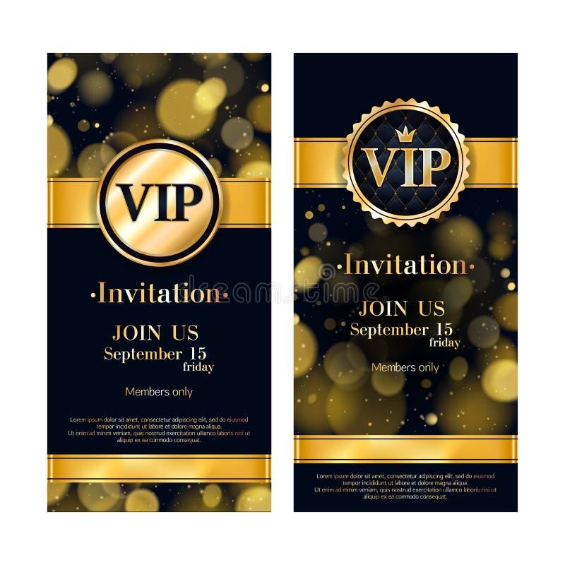 Flyers vip card peopledavidjoel flyers vip card vip invitation card premium design template spiritdancerdesigns Image collections