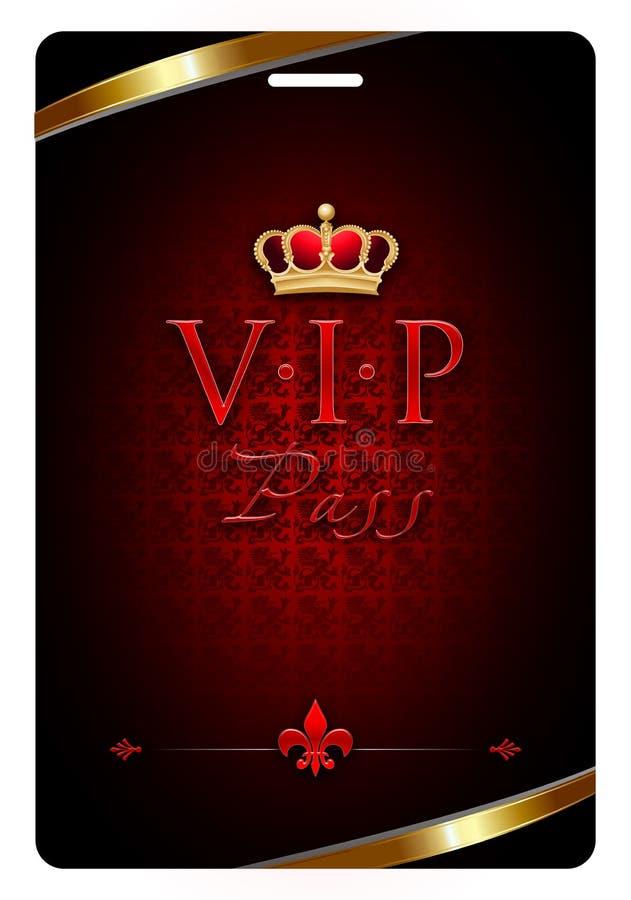 Free VIP Pass Royalty Free Stock Photos - 21741468