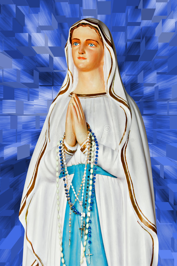 Virgen Maria imagenes de archivo