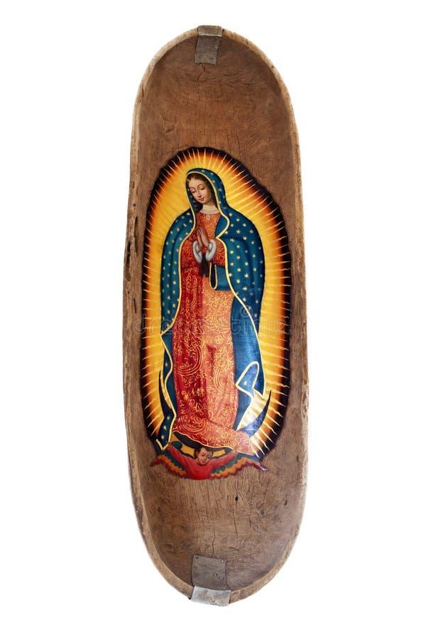 Virgen Maria Guadalupe fotos de archivo
