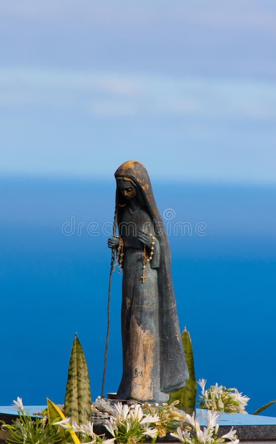 Virgin του Πόρτο moniz στοκ φωτογραφίες με δικαίωμα ελεύθερης χρήσης