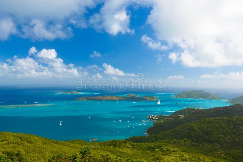 Virgin Gorda, British Virgin Islands. Virgin Gorda in the British Virgin Islands of the Carribean royalty free stock photo