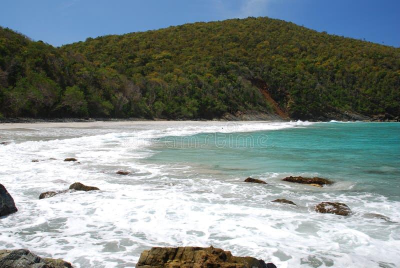 Virgin Islands Paradise royalty free stock photos