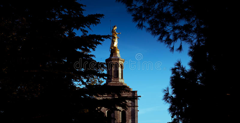 Download Virgin Mary stock image. Image of domes, religious, symbol - 38109253