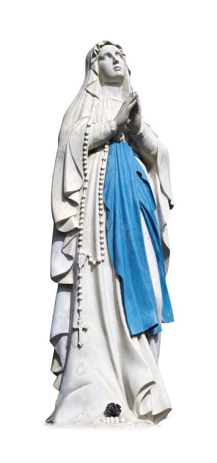 Virgin Mary royalty free stock photos