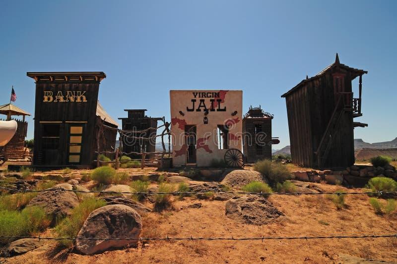 Download Virgin, Utah stock photo. Image of rock, barren, outside - 7219860