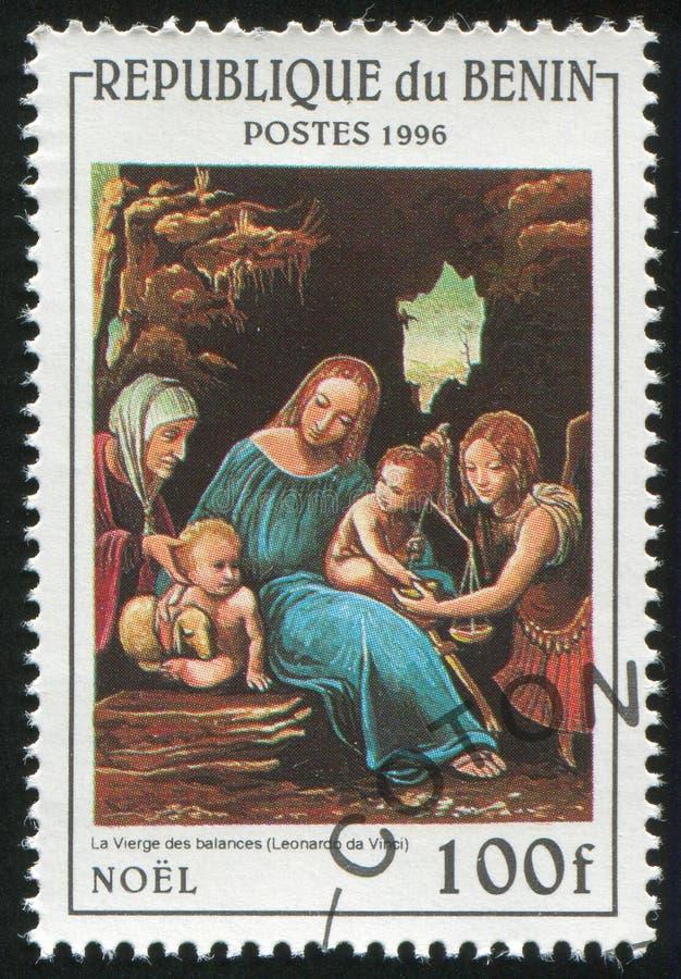 Virgin van Saldi royalty-vrije stock afbeeldingen