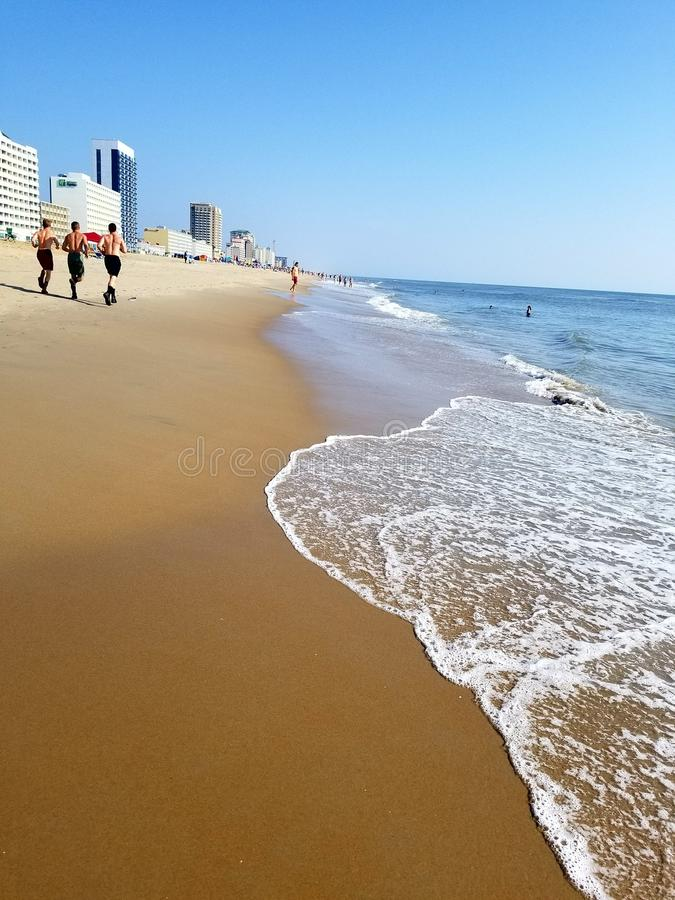 Virginia Beach photographie stock