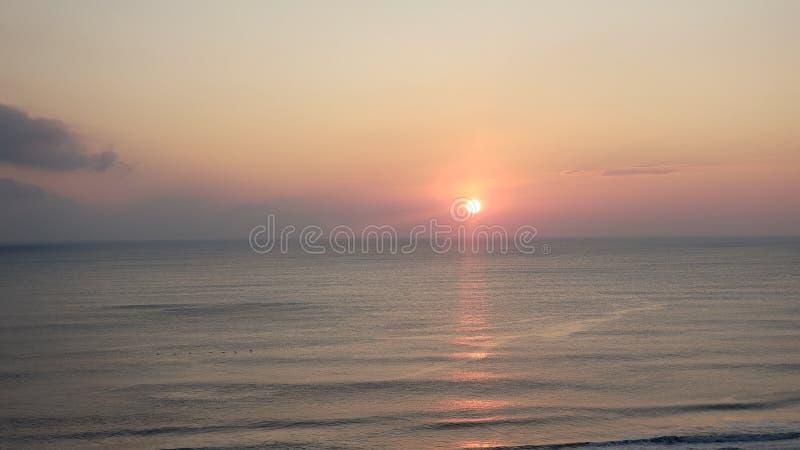 Virginia Beach sunset. 1, beaigiful, beautifulnature, coastalsunset royalty free stock photo