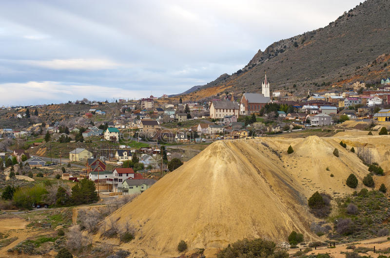 Virginia City stock images