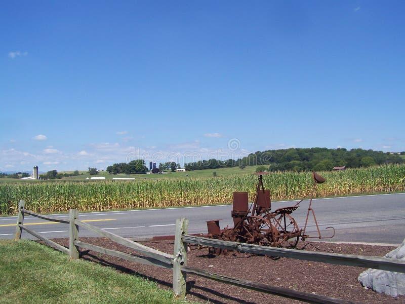 Virginia Countryside fotografía de archivo