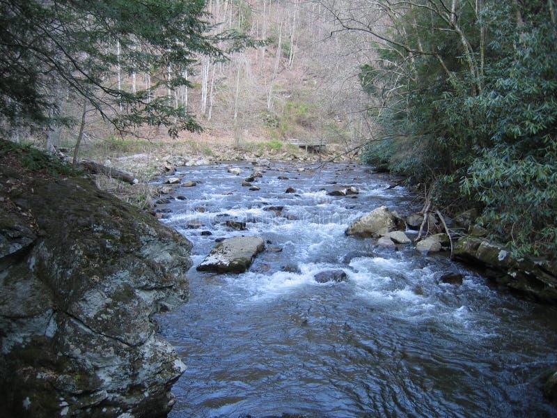 Virginia Creeper Trail photos libres de droits