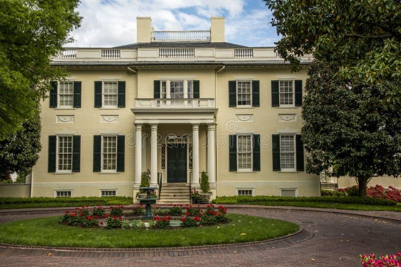 Virginia Executive Mansion photos libres de droits
