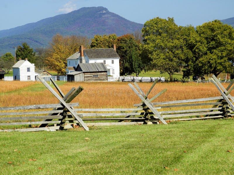Virginia Farm photographie stock libre de droits