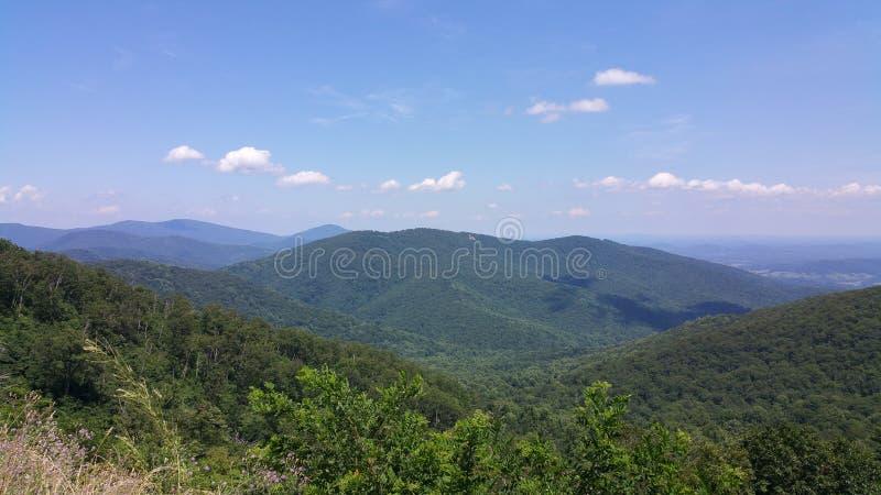 Virginia góra fotografia royalty free
