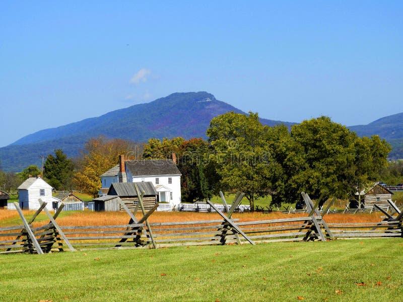 Virginia Homestead photo libre de droits
