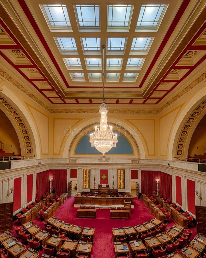 Virginia House del oeste de representantes fotografía de archivo libre de regalías
