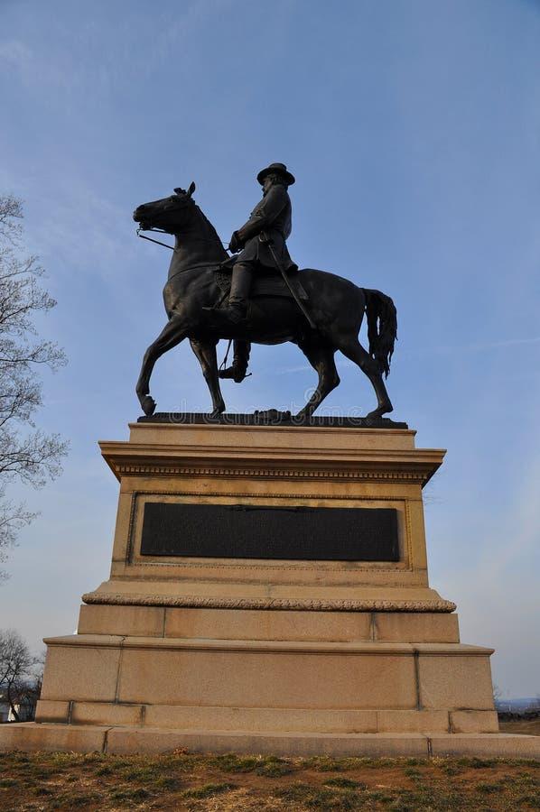 Virginia monument arkivbild