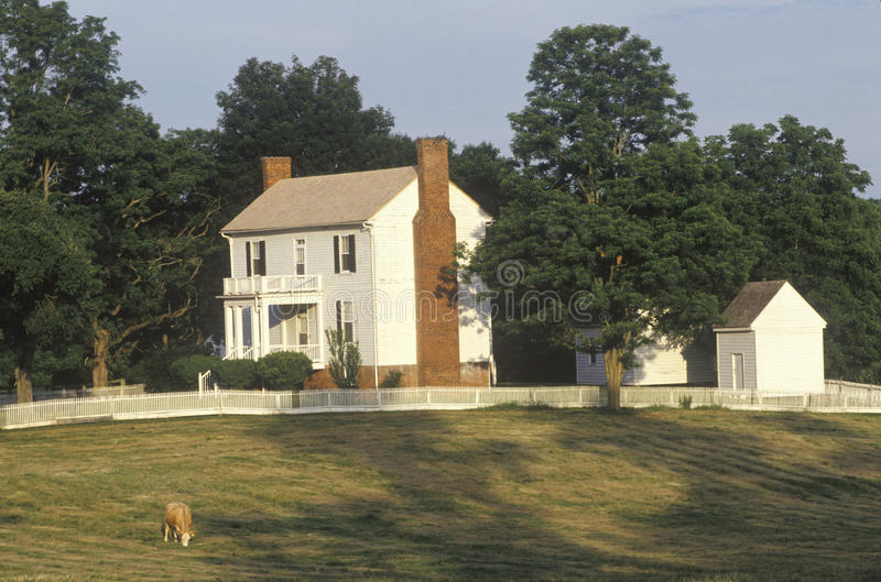 Download Virginia National Historic Park Stock Photo - Image: 26895880