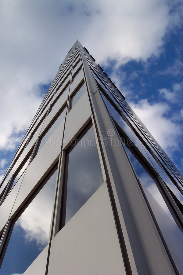 Virginia Skyscraper stock photo
