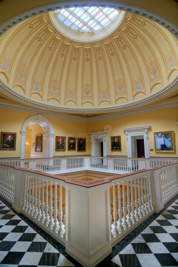 Virginia stanu Capitol obrazy royalty free