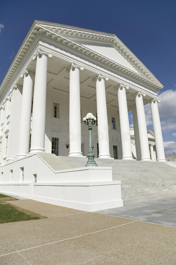 Download Virginia State Capitol editorial photo. Image of architecture - 27072351