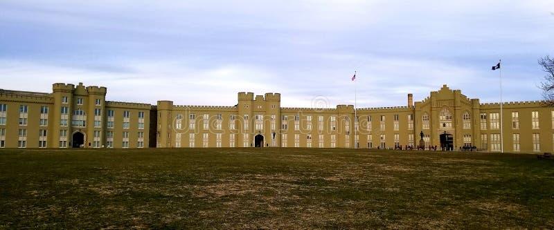 Virginias militära institution arkivfoto