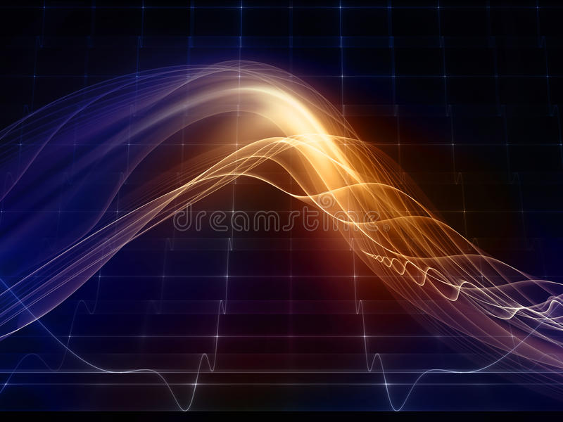 Download Virtual Fractal Realms stock photo. Image of communication - 34528448