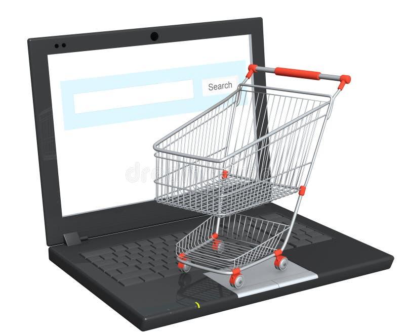 Download Virtual Shopping Stock Photos - Image: 24134033