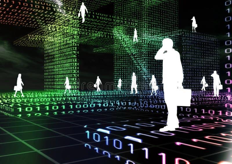 Virtuelles Geschäft 01