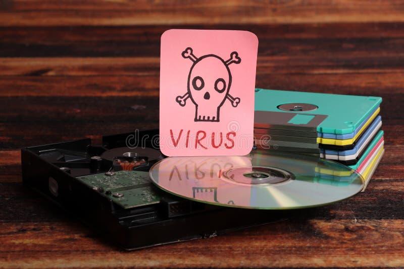 virus photo stock