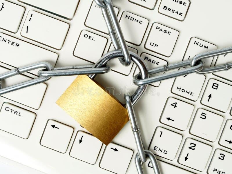 Download Virus protection stock image. Image of lock, denied, keyboard - 38131313