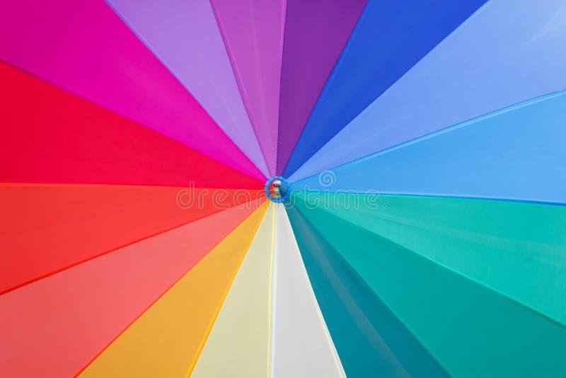Virvel av färger royaltyfri foto
