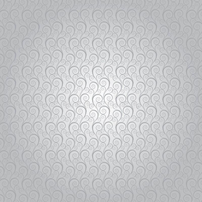 Virvelmodellbakgrund vektor illustrationer