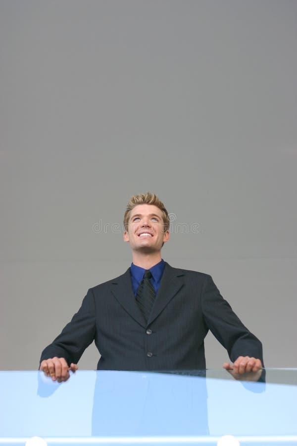 Visão do negócio imagens de stock royalty free