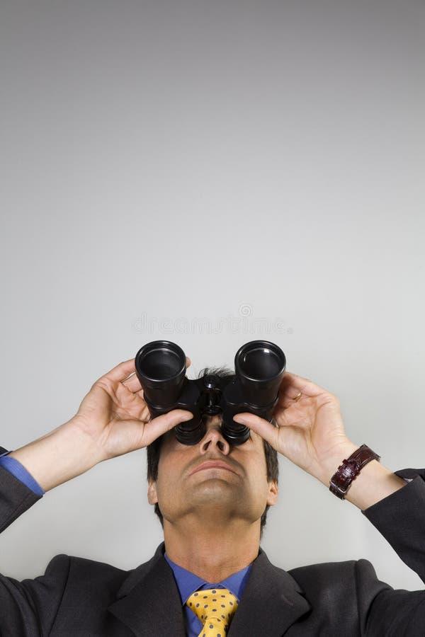 Visão do negócio imagem de stock royalty free