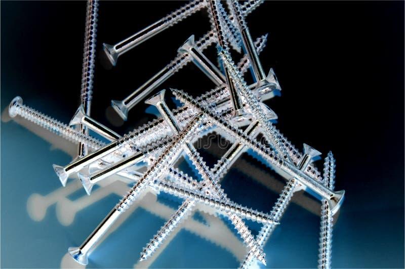 Download Vis de rayon X image stock. Image du métal, négatif, instruction - 88047
